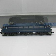 Trenes Escala: KATO REF: 3004 - LOCOMOTORA ELÉCTRICA EF66 - ESCALA N. Lote 76248391