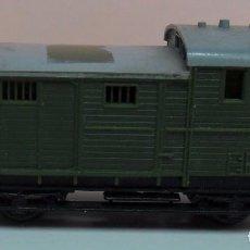 Trenes Escala: TRIX N - VAGÓN CERRADO DE MERCANCÍAS. Lote 82277376