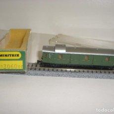 Trenes Escala: MINITRIX N FURGON 3060 (CON COMPRA DE 5 LOTES O MAS ENVÍO GRATIS). Lote 106623522