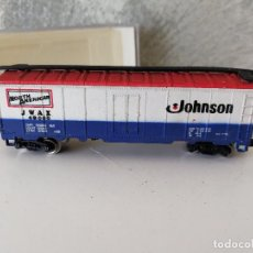 Trenes Escala: VAGÓN MODEL POWER JOHNSON ESCALA N. Lote 86824052