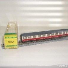 Trenes Escala: MINITRIX N PASAJEROS 1ª 13101 (CON COMPRA DE 5 LOTES O MAS ENVÍO GRATIS). Lote 87662532