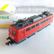 Trenes Escala: TRIX N LOCOMOTORA ELÉCTRICA DE LA DB REF 12569, NUEVA . VÁLIDA EN IBERTREN 2N. Lote 88203176