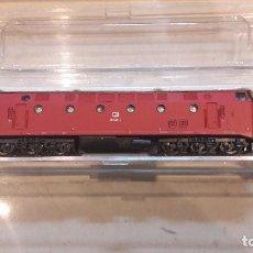 Trenes Escala: LOCOMOTORA N BRAWA 1405. Lote 88850752