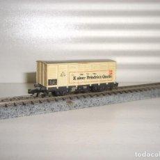 Trenes Escala: MINITRIX N CERRADO (CON COMPRA DE 5 LOTES O MAS ENVÍO GRATIS). Lote 88913132