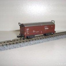 Trenes Escala: MINITRIX N CERRADO (CON COMPRA DE 5 LOTES O MAS ENVÍO GRATIS). Lote 90998590
