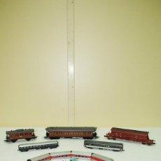 Trenes Escala: LOTE DE TRENES. Lote 91727930