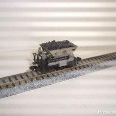 Comboios Escala: MINITRIX N VAGONETA CARBÓN (CON COMPRA DE 5 LOTES O MAS ENVÍO GRATIS). Lote 92845075