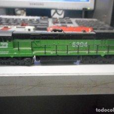 Trenes Escala: LOCOMOTORA N JAPAN KATO 5394 TREN. Lote 93033525