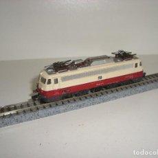 MINITRIX N locomotora electrica BR 112-499-9 (con compra de 5 lotes o mas envío gratis)