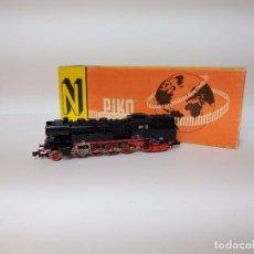 Trenes Escala: PIKO 4103 LOCOMOTORA DE VAPOR BR65,ESCALA N EN MUY BUEN ESTADO. Lote 119599391