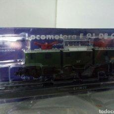 Trenes Escala: LOCOMOTORA ESTATICA DE LA DB E91 C'C'. Lote 98567208