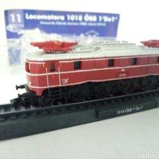 Trenes Escala: LOCOMOTORA ESTATICA DE LA DB 1018 OBB 1 'DO 1'. Lote 98568410