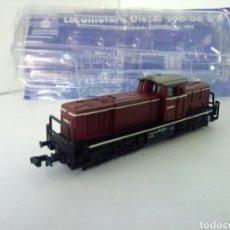 Trenes Escala: LOCOMOTORA DIESEL ESTATICA DE LA DB 290 B' B'. Lote 98570580