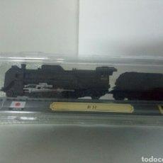 Trenes Escala: LOCOMOTORA JAPON ESTATICA D 51 ESCALA N. Lote 98955820