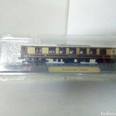 Trenes Escala: LOCOMOTORA ESTATICA INGLESA BRIGTHON BELLE PULLMAN. Lote 99076447