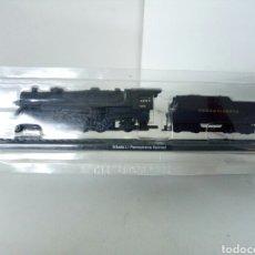 Trenes Escala: LOCOMOTORA ESTATICA USA MIKADO PENSYLVANIA TAILROAD L1. Lote 99076718