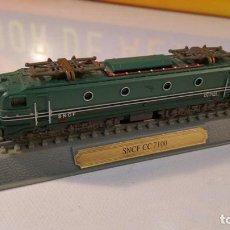Trenes Escala: LOCOMOTORA 1047 MAV BO-BO. MAQUETA SIN MOTOR. COLECCIÓN.ESCALA N NUEVA DEL PRADO. Lote 100627459