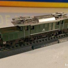 Trenes Escala: LOCOMOTORA E 194 DB CO-CO. MAQUETA SIN MOTOR. COLECCIÓN. NUEVA. ESCALA N CIL. Lote 100627755