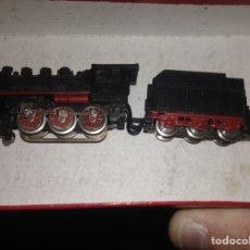 Trenes Escala: LOCOMOTORA ESCALA N ANTIGUA. Lote 105295923