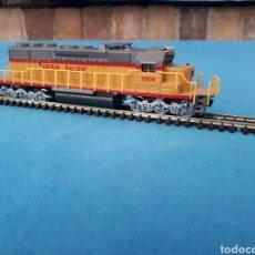 Trenes Escala: LOCOMOTORA BATCMANN UNIÓN PACIFIC 3808 N. Lote 105336303