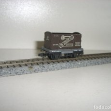 Trenes Escala: PECO N PLATAFORMA CON CAJA (CON COMPRA 5 LOTES O MAS ENVÍO GRATIS). Lote 106078871