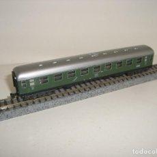 Comboios Escala: MINITRIX N PASAJEROS CON LUZ (CON COMPRA DE 5 LOTES O MAS ENVÍO GRATIS). Lote 106765091