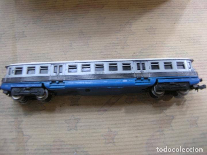 Trenes Escala: ANTIGUO TREN AUTOMOTOR PIKO CONTINUA N - Foto 2 - 110404555