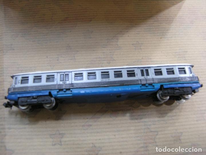 Trenes Escala: ANTIGUO TREN AUTOMOTOR PIKO CONTINUA N - Foto 3 - 110404555