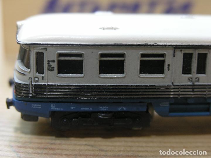 Trenes Escala: ANTIGUO TREN AUTOMOTOR PIKO CONTINUA N - Foto 5 - 110404555