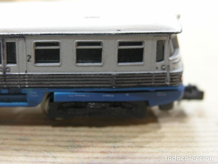 Trenes Escala: ANTIGUO TREN AUTOMOTOR PIKO CONTINUA N - Foto 7 - 110404555