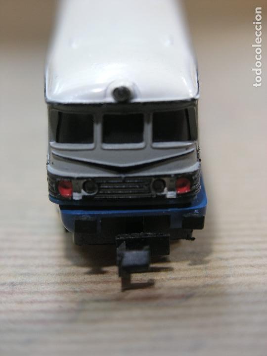 Trenes Escala: ANTIGUO TREN AUTOMOTOR PIKO CONTINUA N - Foto 8 - 110404555
