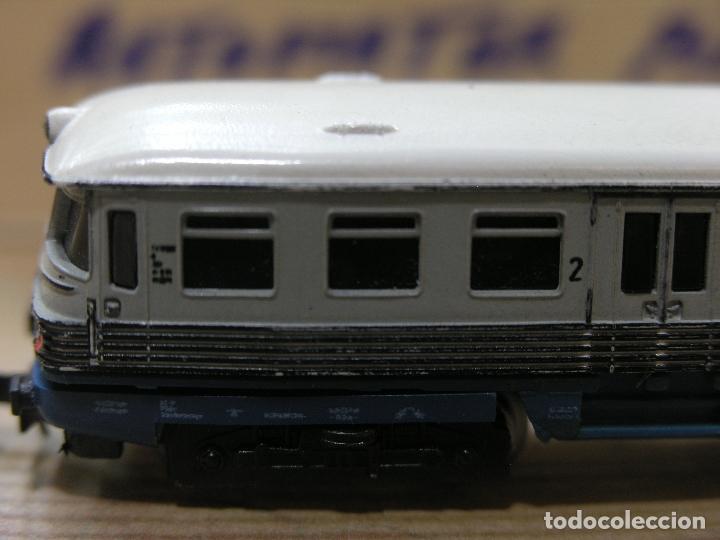 Trenes Escala: ANTIGUO TREN AUTOMOTOR PIKO CONTINUA N - Foto 9 - 110404555