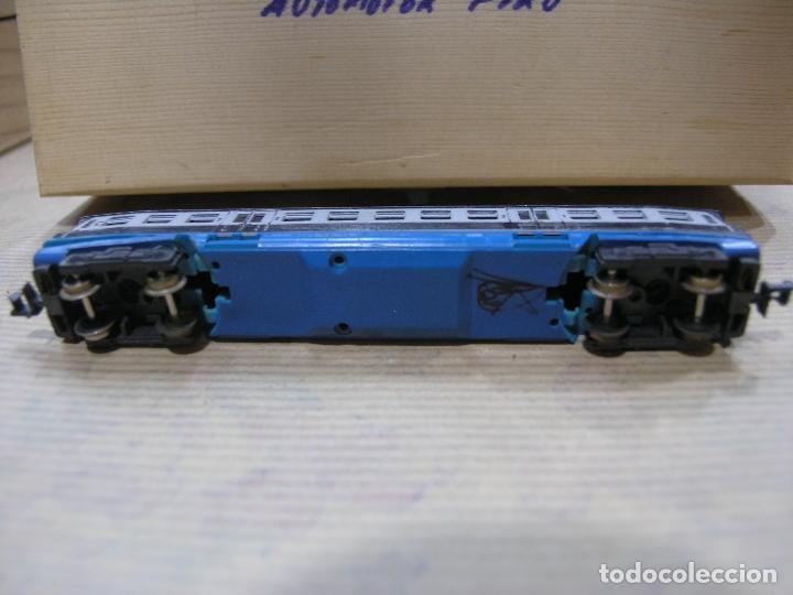 Trenes Escala: ANTIGUO TREN AUTOMOTOR PIKO CONTINUA N - Foto 16 - 110404555