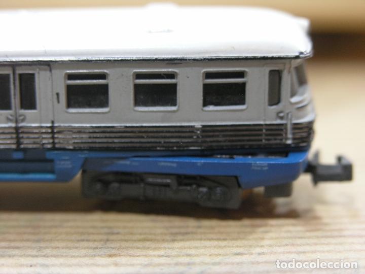 Trenes Escala: ANTIGUO TREN AUTOMOTOR PIKO CONTINUA N - Foto 20 - 110404555