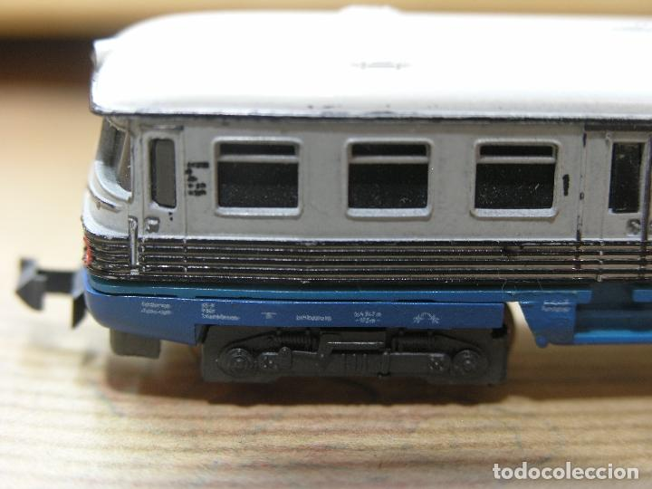 Trenes Escala: ANTIGUO TREN AUTOMOTOR PIKO CONTINUA N - Foto 22 - 110404555