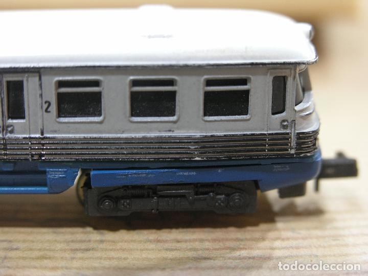 Trenes Escala: ANTIGUO TREN AUTOMOTOR PIKO CONTINUA N - Foto 24 - 110404555