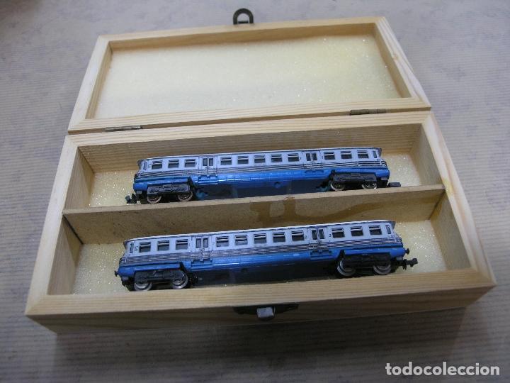 Trenes Escala: ANTIGUO TREN AUTOMOTOR PIKO CONTINUA N - Foto 28 - 110404555