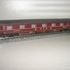 Trenes Escala: RIVARROSSI ATLAS N VAGÓN COCHE-CAMAS (CON COMPRA DE 5 LOTES O MAS ENVÍO GRATIS). Lote 111993899