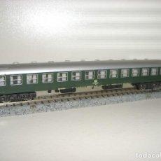 Trenes Escala: RIVARROSSI ATLAS N VAGÓN PASAJEROS 2ª (CON COMPRA DE 5 LOTES O MAS ENVÍO GRATIS). Lote 111994015