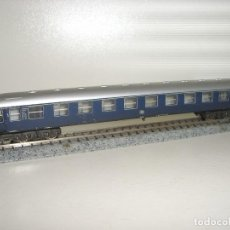 Trenes Escala: RIVARROSSI ATLAS N VAGÓN PASAJEROS 1ª (CON COMPRA DE 5 LOTES O MAS ENVÍO GRATIS). Lote 111994111