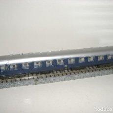 Trenes Escala: RIVARROSSI ATLAS N VAGÓN PASAJEROS 1ª (CON COMPRA DE 5 LOTES O MAS ENVÍO GRATIS). Lote 111994223
