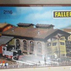 Trenes Escala: FALLER ESCALA N 2116 TALLER LOCOMOTORAS. Lote 112946146