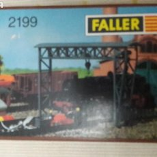 Trenes Escala: FALLER ESCALA N 2109 GRÚA. Lote 112947712