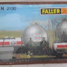 Trenes Escala: FALLER ESCALA N 2130 DEPÓSITO. Lote 113033304
