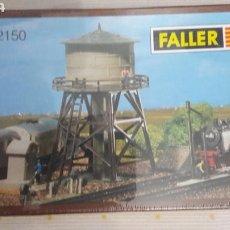 Trenes Escala: FALLER ESCALA N 2150 DEPÓSITO. Lote 113033426