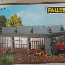 Trenes Escala: FALLER ESCALA N 2141 GARAJE LOCOMOTORAS. Lote 113034142