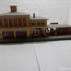 Trenes Escala: EDIFICIO ESTACION ESCALA N . Lote 113196859