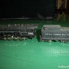 Trenes Escala: LOCOMOTORA ATLAS. Lote 113265951