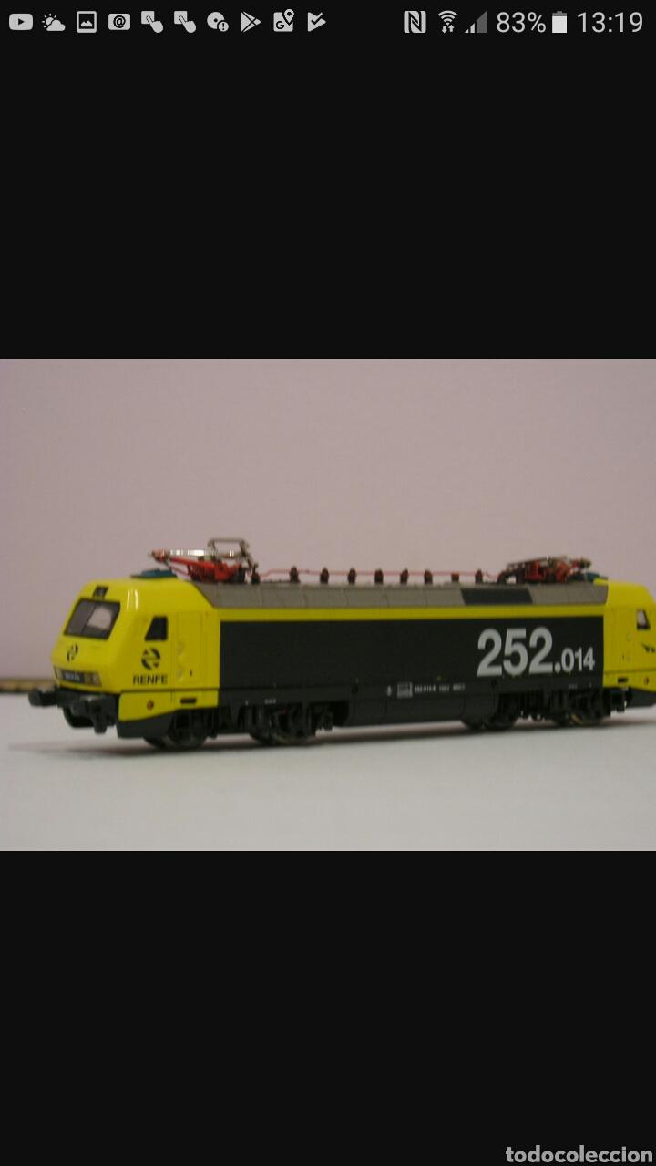 LOCOMOTORA N RENFE 252.014 STARTRAIN 60000 ENVIO INCLUIDO (Juguetes - Trenes Escala N - Otros Trenes Escala N)