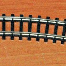 Trenes Escala: TRAMO DE VÍA CURVA R2 30º DE TRIX, REF. 4922/14922. ESCALA N. Lote 113672995